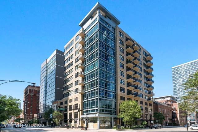 101 W Superior Street #802, Chicago, IL 60611 (MLS #10554996) :: Property Consultants Realty
