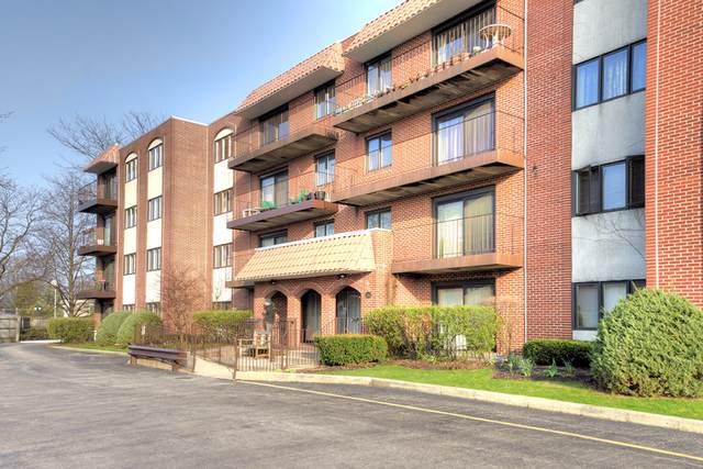 2086 St Johns Avenue #407, Highland Park, IL 60035 (MLS #10555099) :: Touchstone Group