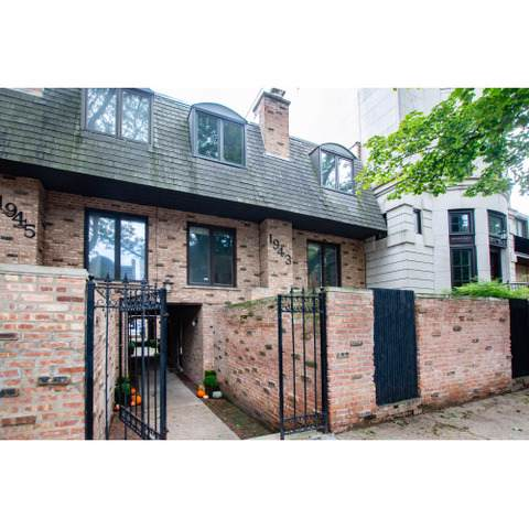 1943 N Hudson Avenue A, Chicago, IL 60614 (MLS #10555143) :: Ryan Dallas Real Estate