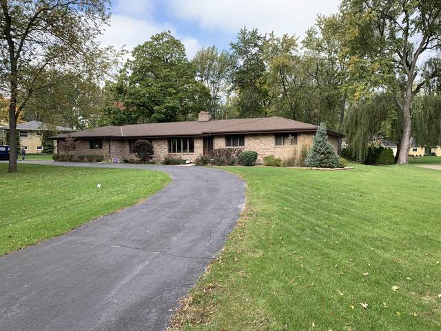 12744 S Deerwood Drive, Palos Park, IL 60464 (MLS #10555206) :: Property Consultants Realty