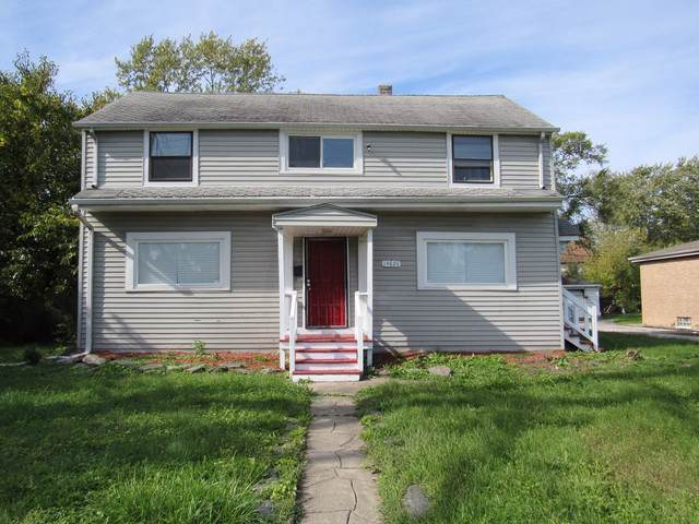 14826 Robey Avenue, Harvey, IL 60426 (MLS #10555234) :: The Dena Furlow Team - Keller Williams Realty