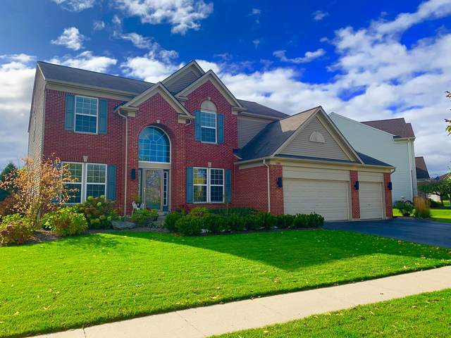 1191 Blue Heron Circle, Antioch, IL 60002 (MLS #10555262) :: Touchstone Group