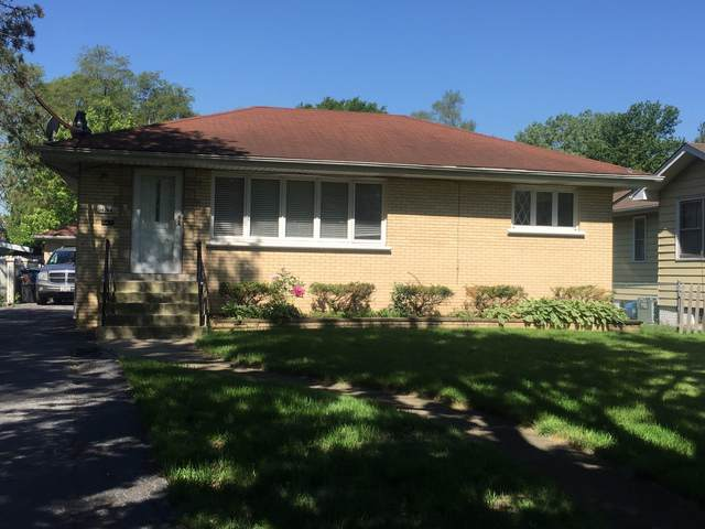 14744 Keeler Avenue, Midlothian, IL 60445 (MLS #10555315) :: Touchstone Group