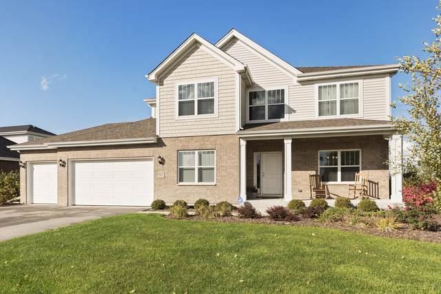 25812 W Canyon Boulevard, Plainfield, IL 60585 (MLS #10555318) :: Touchstone Group