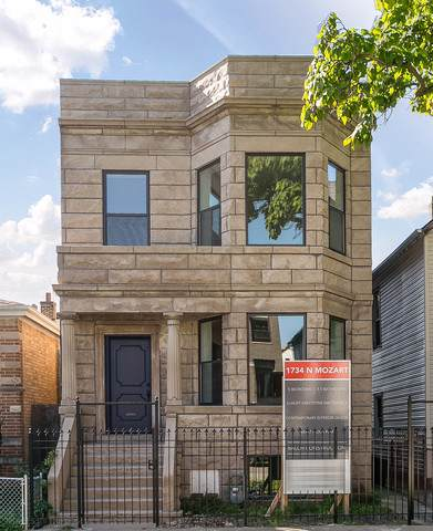 1734 N Mozart Street, Chicago, IL 60647 (MLS #10555345) :: Property Consultants Realty