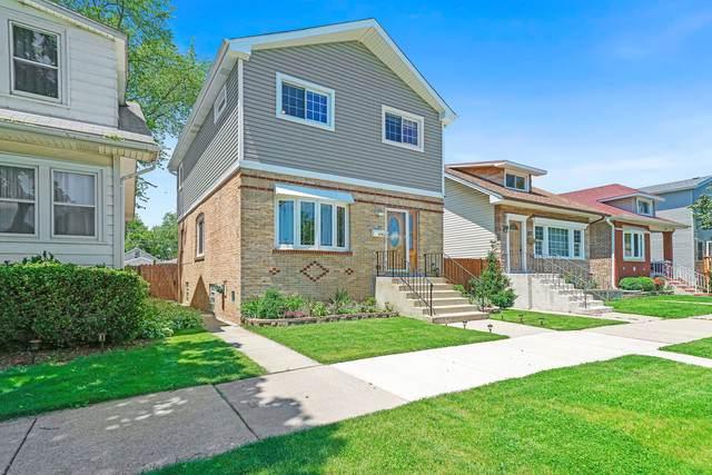 3718 N Oketo Avenue, Chicago, IL 60634 (MLS #10555347) :: Touchstone Group