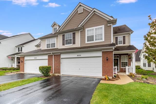8030 Bluestem Avenue, Joliet, IL 60431 (MLS #10555353) :: Touchstone Group