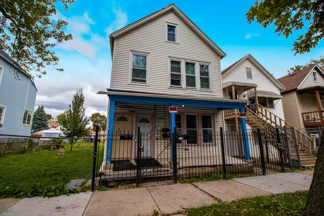 2220 W 50th Place, Chicago, IL 60609 (MLS #10555465) :: The Perotti Group | Compass Real Estate