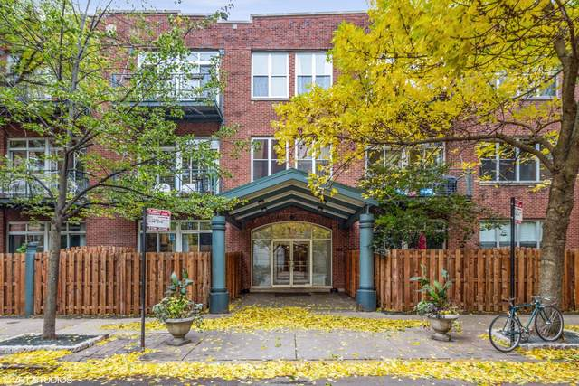 2333 W St Paul Avenue #221, Chicago, IL 60647 (MLS #10555506) :: Property Consultants Realty