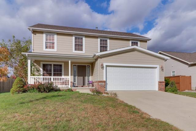 3020 Grey Hawk Drive, Normal, IL 61761 (MLS #10555526) :: Jacqui Miller Homes