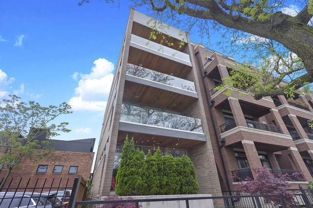 2910 N Sheffield Avenue #1, Chicago, IL 60657 (MLS #10555528) :: Property Consultants Realty