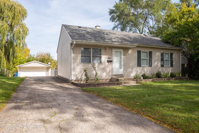 462 Norton Avenue, Glendale Heights, IL 60139 (MLS #10555561) :: Property Consultants Realty