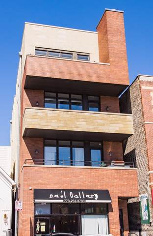 1954 N Damen Avenue #2, Chicago, IL 60647 (MLS #10555667) :: Property Consultants Realty