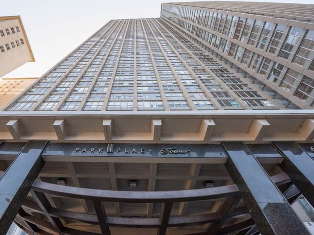 655 W Irving Park Road #1512, Chicago, IL 60613 (MLS #10555669) :: Property Consultants Realty