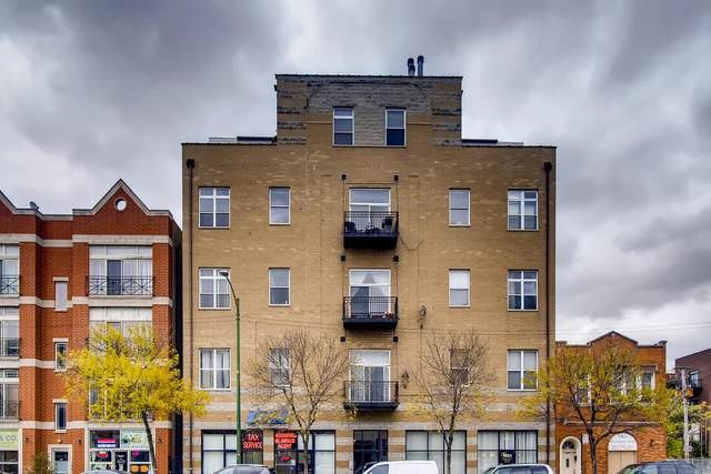 1625 N Western Avenue #302, Chicago, IL 60647 (MLS #10555675) :: John Lyons Real Estate