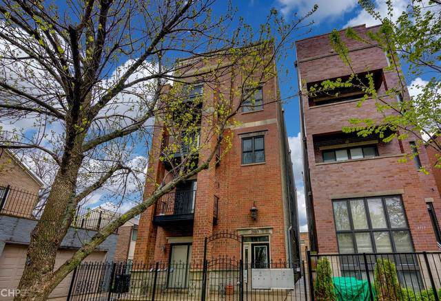 2113 W Gladys Avenue 2N, Chicago, IL 60612 (MLS #10555686) :: Property Consultants Realty