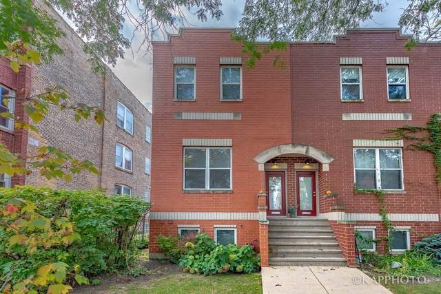 3250 N Hamlin Avenue, Chicago, IL 60618 (MLS #10555739) :: The Mattz Mega Group
