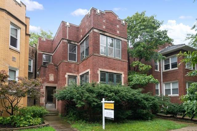 6419 N Wayne Avenue, Chicago, IL 60626 (MLS #10555753) :: The Mattz Mega Group
