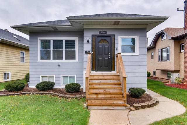 3716 Clinton Avenue, Berwyn, IL 60402 (MLS #10555845) :: Property Consultants Realty