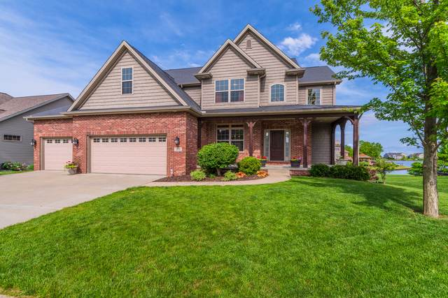 1305 Janet Drive, Bloomington, IL 61704 (MLS #10555891) :: Jacqui Miller Homes
