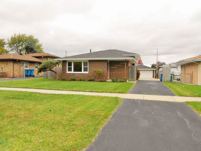 5328 139th Street, Crestwood, IL 60418 (MLS #10555956) :: The Perotti Group | Compass Real Estate