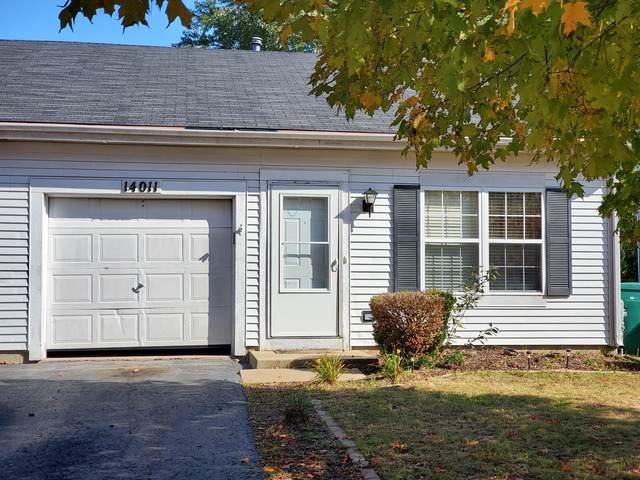 14011 S Oakdale Circle Il, Plainfield, IL 60544 (MLS #10555998) :: Janet Jurich