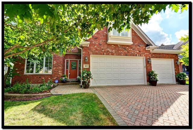 605 Nelson Circle, Westmont, IL 60559 (MLS #10556099) :: Lewke Partners