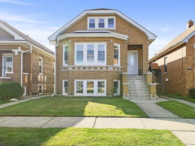 4124 Home Avenue, Stickney, IL 60402 (MLS #10556486) :: The Mattz Mega Group