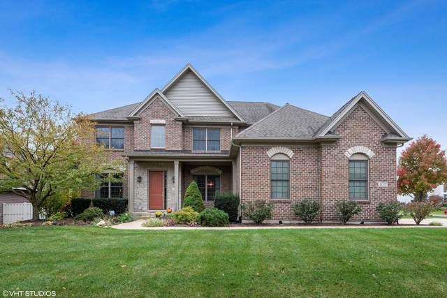 1631 Stone Ridge Lane, Algonquin, IL 60102 (MLS #10556611) :: Ryan Dallas Real Estate