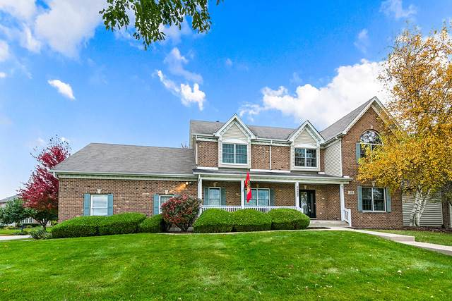 3119 Tall Grass Drive, Naperville, IL 60564 (MLS #10556802) :: O'Neil Property Group
