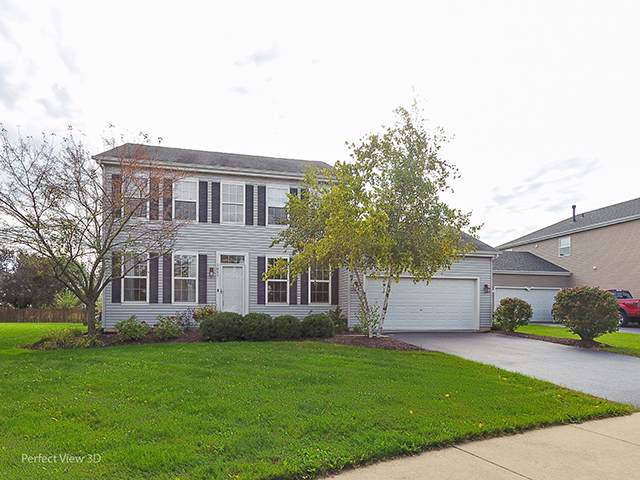 1857 Westridge Place, Aurora, IL 60504 (MLS #10557072) :: The Wexler Group at Keller Williams Preferred Realty