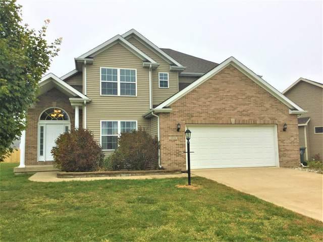 3018 E Stone Creek Boulevard, Urbana, IL 61802 (MLS #10557142) :: Ryan Dallas Real Estate