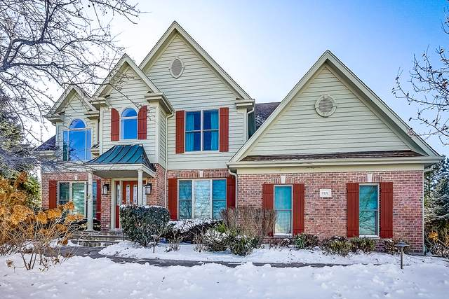 10 W Prairie Court, Hawthorn Woods, IL 60047 (MLS #10557343) :: Helen Oliveri Real Estate