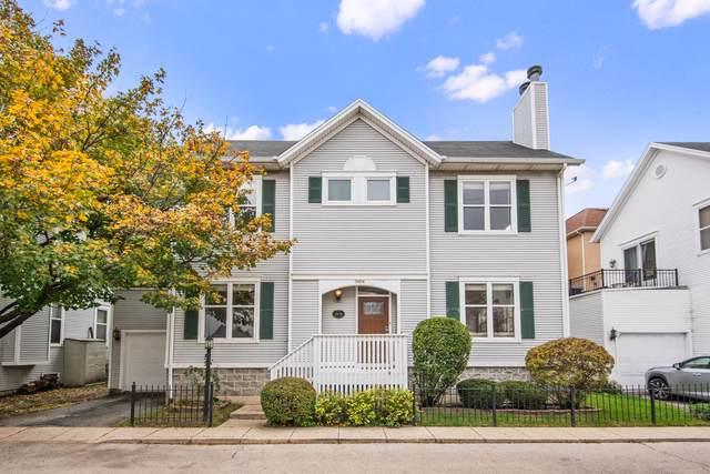 2847 N Wolcott #B Avenue, Chicago, IL 60657 (MLS #10557439) :: John Lyons Real Estate
