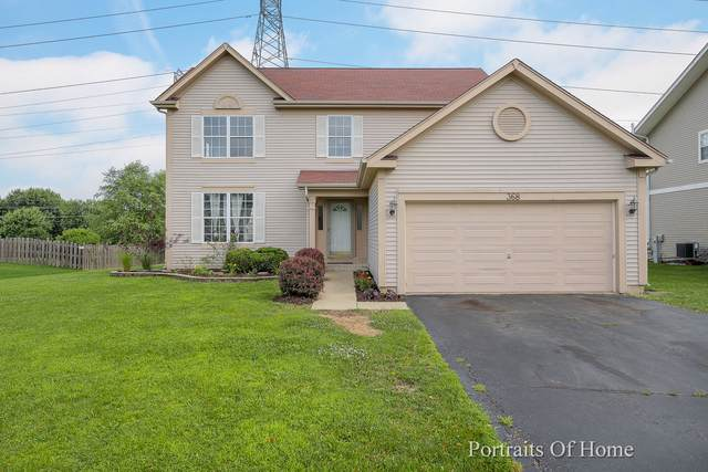 368 Talismon Drive, Crystal Lake, IL 60012 (MLS #10557492) :: Property Consultants Realty