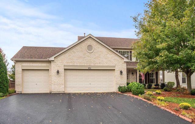 421 Lennox Drive, Oswego, IL 60543 (MLS #10557539) :: Touchstone Group