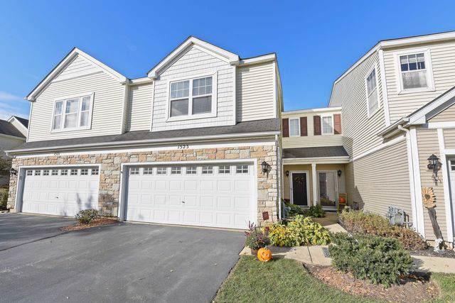 1523 Glacier Trail #1523, Carpentersville, IL 60110 (MLS #10557690) :: Property Consultants Realty