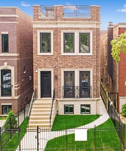 1911 W Wolfram Street, Chicago, IL 60657 (MLS #10557903) :: John Lyons Real Estate