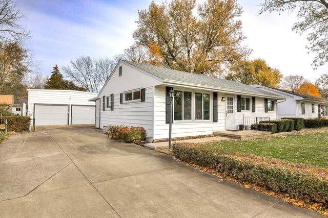 1029 Englewood Drive, Rantoul, IL 61866 (MLS #10557942) :: Property Consultants Realty