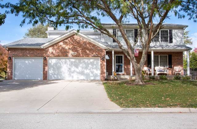 1218 Windsor Drive, Normal, IL 61761 (MLS #10558480) :: The Perotti Group | Compass Real Estate