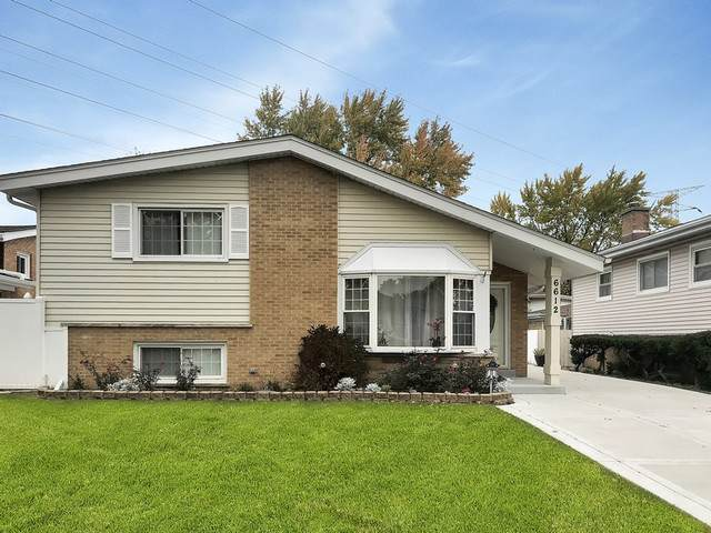 6612 Hazel Street, Morton Grove, IL 60053 (MLS #10558617) :: John Lyons Real Estate