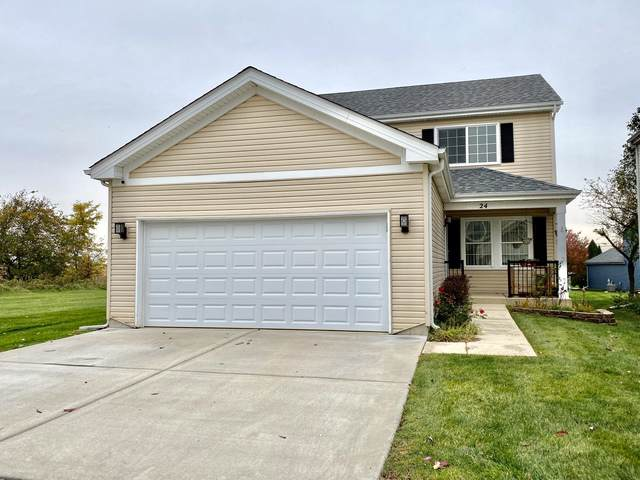 24 Christian Court, Oswego, IL 60543 (MLS #10558921) :: The Wexler Group at Keller Williams Preferred Realty