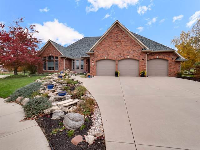 4 Stone Hedges Court, Bloomington, IL 61704 (MLS #10559012) :: Berkshire Hathaway HomeServices Snyder Real Estate