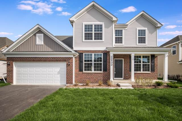 12500 S Polaris Street, Plainfield, IL 60585 (MLS #10559339) :: Angela Walker Homes Real Estate Group