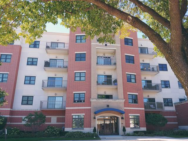 14 S Prospect Street #201, Roselle, IL 60172 (MLS #10559340) :: Baz Realty Network | Keller Williams Elite