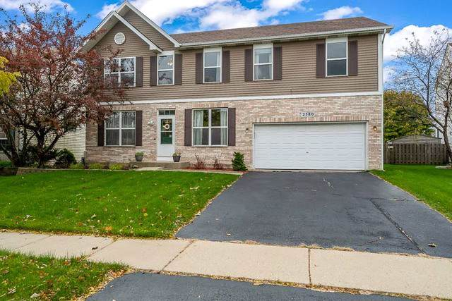 2580 Cadbury Circle, Lake In The Hills, IL 60156 (MLS #10559373) :: The Perotti Group | Compass Real Estate
