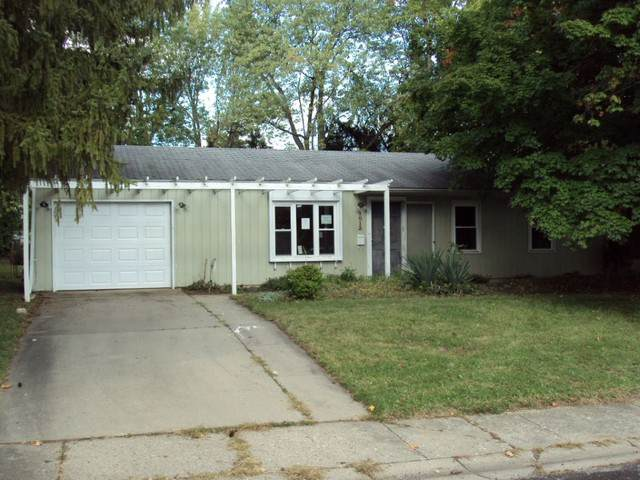 1013 Holiday Drive, Danville, IL 61832 (MLS #10559447) :: Property Consultants Realty