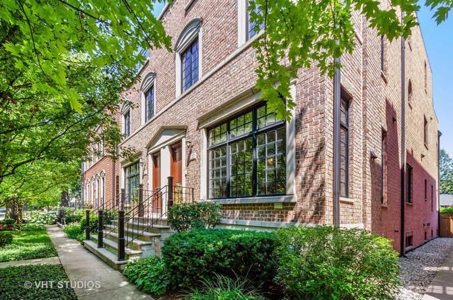 2127 Harrison Street, Evanston, IL 60201 (MLS #10559540) :: The Mattz Mega Group