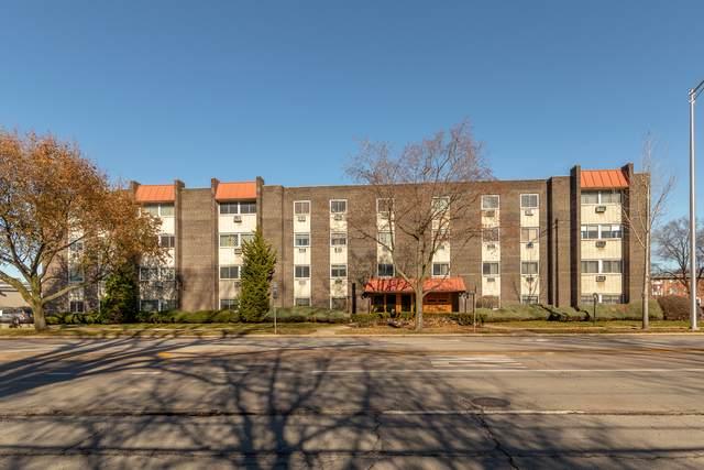 4700 Old Orchard Road #110, Skokie, IL 60076 (MLS #10559800) :: Ani Real Estate