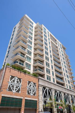 230 W Division Street #1508, Chicago, IL 60610 (MLS #10559902) :: John Lyons Real Estate